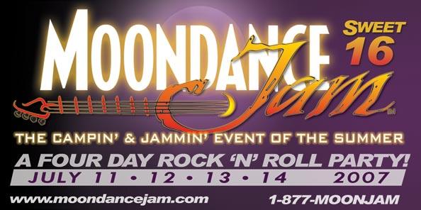 Moondance Jam 2007 Pictures
